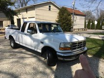 Sell or trade my  1996 Ford F1 50 super cab XLT in Chicago, Illinois