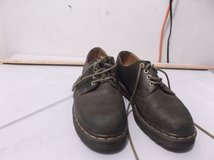 the original doc martens made in england us 7 brown leather oxford style 40706 in Fort Carson, Colorado
