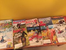 lot of 10 boys life magazines from 2014 in Morris, Illinois