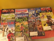 lot of 11 boys life magazines from 2009-2010 in Morris, Illinois