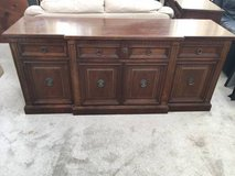 Thomasville Solidwood Buffet Table/Sideboard. in Westmont, Illinois