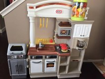 ~LITTLE TIKES KITCHEN AND GRILL~ in Chicago, Illinois