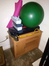 Exercise Ball, Strap, Step, Matt Kit in Travis AFB, California