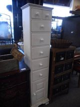 Tall Vintage Chest of Drawers in Elgin, Illinois