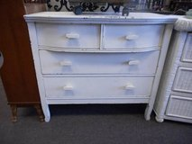 Unique White Dresser in Elgin, Illinois