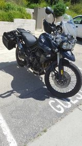 2013 Triumph Tiger 800 XC Low Miles Adventure Touring in Miramar, California