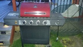 Back Yard Grill - 4 burner gas grill in Morris, Illinois