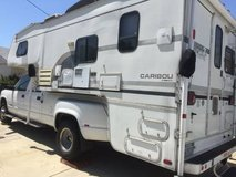 Super low miles Chevy 3500 with Camper in San Diego, California