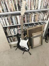 Guitar and Stand Set in Fort Riley, Kansas