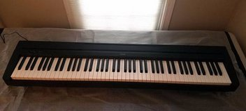 **Brand New** Black** Yamaha P45 88-Key Weighted Action Digital Piano in Naperville, Illinois