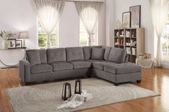 New Emilio Taupe Sectional Sofa FREE DELIVERY in Vista, California