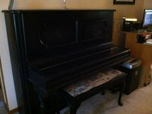 1892 Upright Steinway Piano in Naperville, Illinois