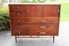 Beautiful & Unique!  LANE MCM (Mid - Century / Modern) Dresser Chest in Glendale Heights, Illinois