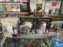Lord of the Rings collectors models in Camp Lejeune, North Carolina