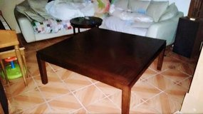 Nice Dark Oak Table or Coffee Table in Oceanside, California