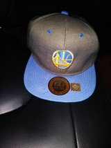 Golden State Warrior Cap The Supreme Cap Snap Back in Travis AFB, California