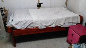 twin bed in Fort Campbell, Kentucky