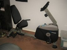 MERIT 710B EXERCISE BIKE in Joliet, Illinois