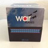 Vintage War Planes Atlas Editions Photo information cards in Naperville, Illinois