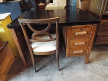 Desk* Chair*Solid Wood*Three Drawers & Wood Tray*Lower Price in Fort Leonard Wood, Missouri