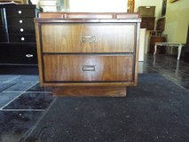 Night Stand*Dovetail*Vintage*2 Drawers*All Wood*Lower Price in Fort Leonard Wood, Missouri