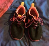 Toddler Girl Nike Sneakers size 9 in Fort Campbell, Kentucky