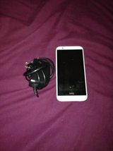 HTC OPCV1 by android Boost Smart phone 4Glite in white $55 in Jacksonville, Florida