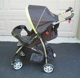 Graco LITERIDER CLASSIC CONNECT Stroller in Oswego, Illinois