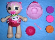 "Like New! Lalaloopsy Babies Potty Surprise 12"" Doll Jewel Sparkles in Joliet, Illinois"