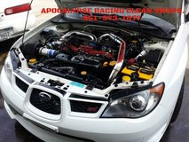 STI EJ25 and WRX CLUTCH REPLACEMENTS PARTS AND LABOR in Lake Elsinore, California