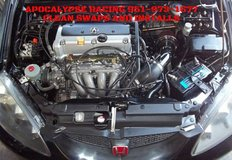 TSX K24A2 ENGINE REPLACESMENTS FROM JAPAN LOW MILES 40K PARTS & LABO in Lake Elsinore, California