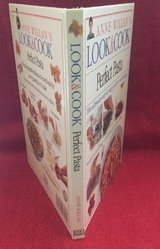 Book: Perfect Pasta, Look & Cook book by Anne Willan DK in Aurora, Illinois