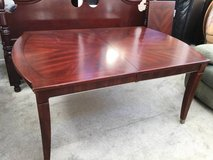 Cherrywood Dining Table with leaf in Joliet, Illinois
