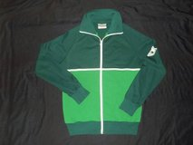 Green IRELAND Size Medium TRACK JACKET - St Patrick's Day in Silverdale, Washington