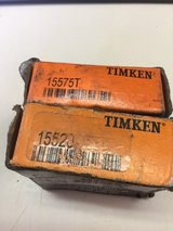 Timken Bearing 15520 cup and 15575t cone in Macon, Georgia