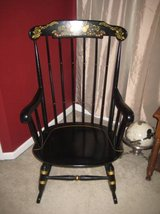 ~NICHOLS AND STONE ROCKING CHAIR~ in Morris, Illinois
