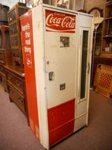 Coke Cola Machine in Elgin, Illinois