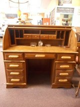 Traditional Rolltop Desk in St. Charles, Illinois