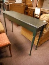 Lovely Green Sofa Table in Naperville, Illinois