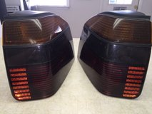 Rear L and R Tail Light Lens and Housing for 1999 VW Cabrio in Warner Robins, Georgia