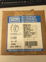 Fasco D180 2-speed 1050 rpm 1/8-1/11 hp Motor (115v) **New in the Box** in Perry, Georgia