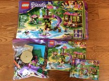 Lego Friends Jungle Sets - All Complete in Lockport, Illinois
