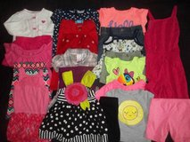 Baby Girls 12M 18M Spring Summer Clothes Outfit Lot in Silverdale, Washington
