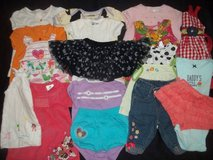 Baby Girls 3-6M 6-9M Spring Summer Clothes Outfit Lot in Silverdale, Washington