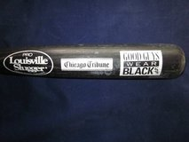 (2) Chicago White Sox Pro Louisville Slugger Baseball Bats TRIBUNE in Bolingbrook, Illinois