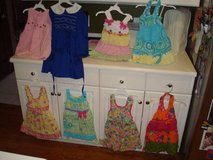 8 Pieces GIRLS 3T Toddler Sun Dresses Dress Clean 1 Price for ALL! in Brookfield, Wisconsin