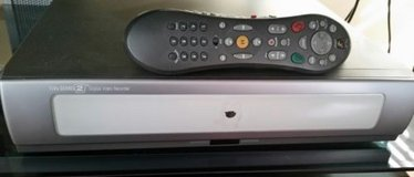 tivo series 2 digital video recorder lifetime remote & all cords in Schaumburg, Illinois