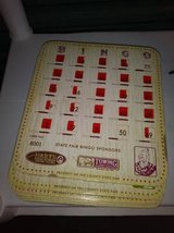 Front Porch Classics State Fair BINGO, Family Retro BOARD GAME in Roseville, California
