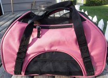 Small Pet Carrier Soft-side Animal Cat/Dog in Bolingbrook, Illinois