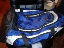 """American Tourister Rolling Duffle Back Pack Suitcase 26"""" in Sacramento, California"""